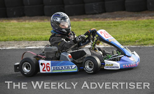 Image - Robbie Turmine, Horsham.