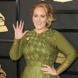 Adele is hitched