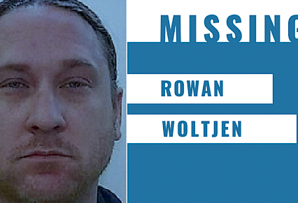 Missing man Rowan Woltjen